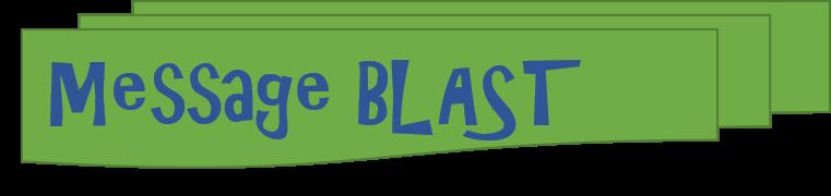 message blast