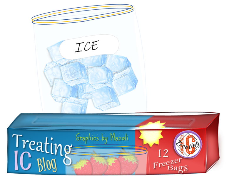 Ice Cubes and Freezer Bags 2